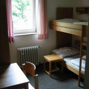 Deutsche Jugendherberge Bonn - Two-Bed Room